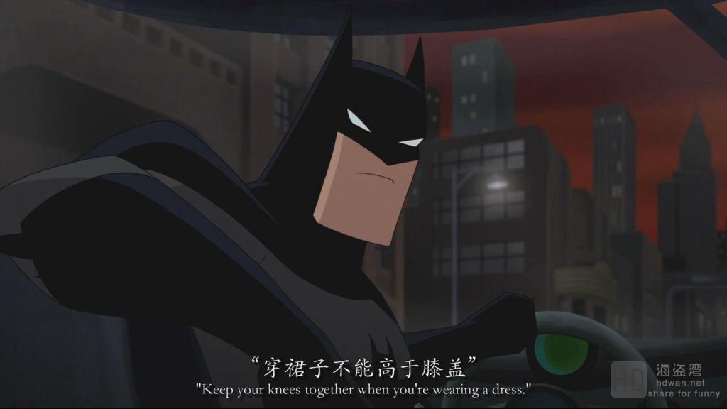 [蝙蝠侠与哈莉·奎恩/蝙蝠侠与小丑女][2017][欧美][动画][WEB-MKV/1.7G][中英字幕][720P]