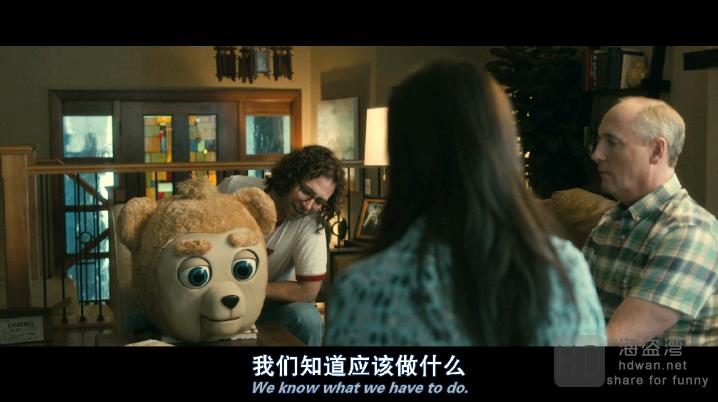 [布里斯比熊][2017][美国][喜剧][BluRay.1080P-2.85GB][中英双字]