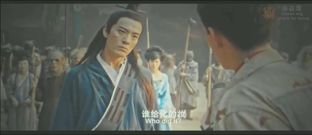 [二代妖精之今生有幸][2017][中国大陆][喜剧 / 爱情 / 奇幻][DVD/860MB][国语中字]
