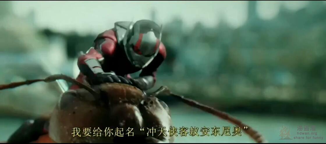[蚁人2:黄蜂女现身][2018][美国][动作 / 冒险 / 科幻 ][HD-1080P/2.17GB][英语]