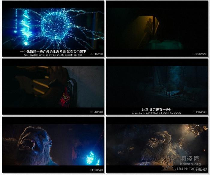 [哥斯拉大战金刚][2021][美国 / 澳大利亚 / 加拿大 / 印度][动作 / 科幻 / 冒险][BD中英双字]